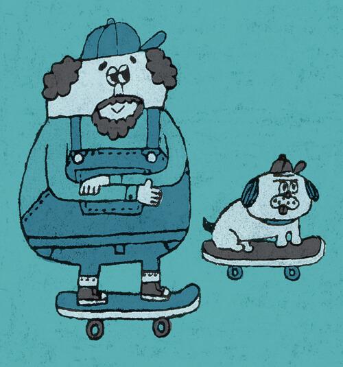 skateborders.